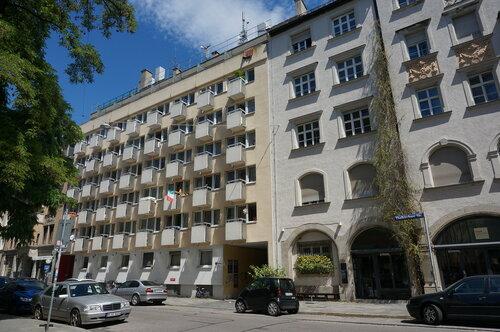 Центр Мюнхена