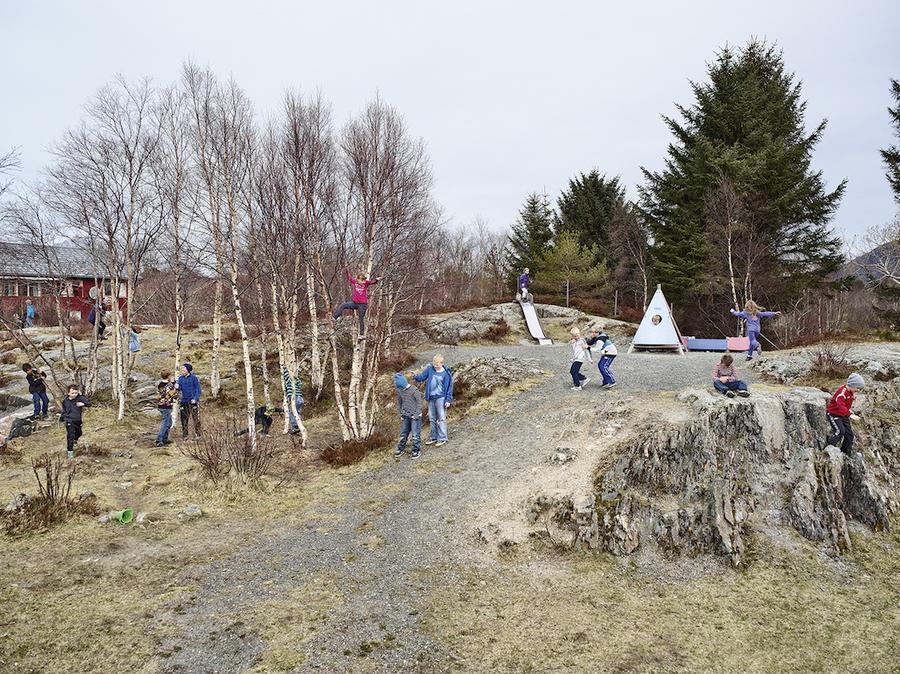 4.Корвог, Аверёй, Норвегия Свой проект фотограф начал в 2009 году в Великобритании. Бывая в разных