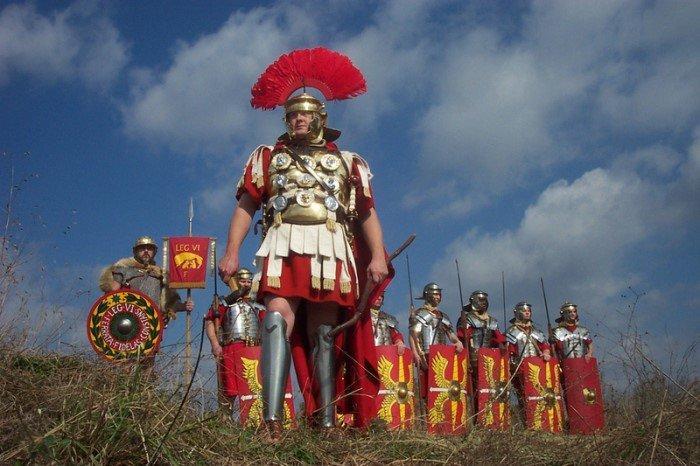 10 фактов о всепобеждающей древнеримской армии