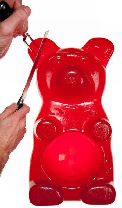 Большой, сладкий мишка
