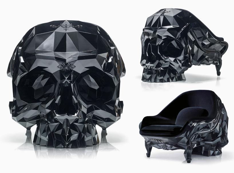Дизайн мебели и товаров для дома на Хеллоуин