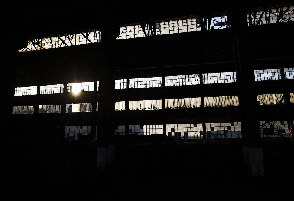 13. «Зомби-фабрика» в Таншане, 26 января 2016. (Фото Kevin Frayer):