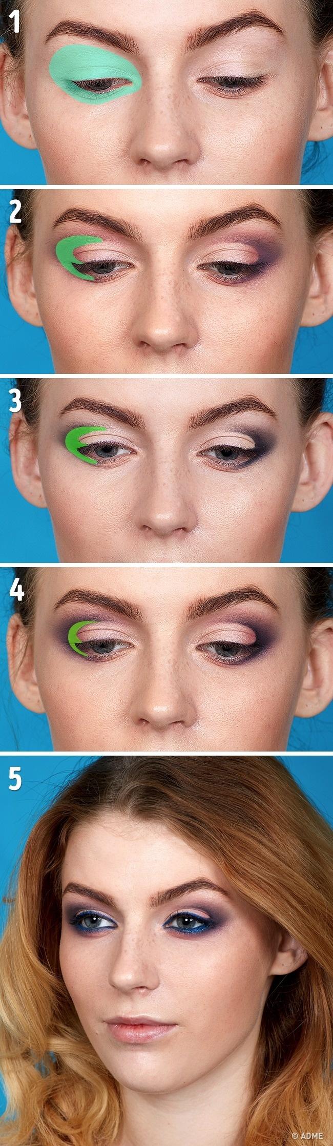Спомощью карандашной техники можно визуально скорректировать форму абсолютно любых глаз. Исходя из