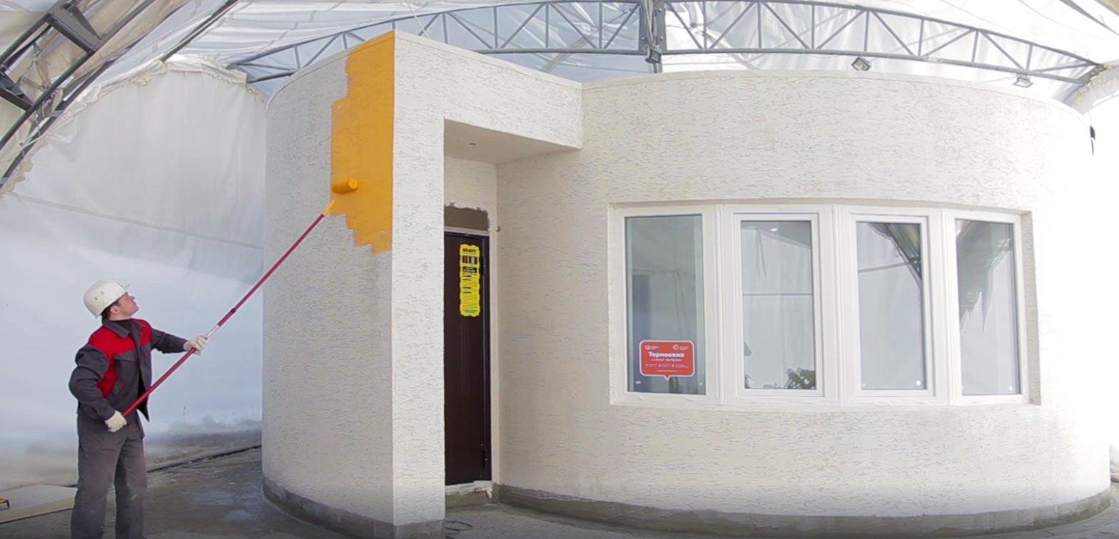 По заявлению представителей компании Apis Cor, их дом может простоять до 175 лет.