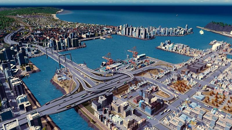 Серия игр SimCity