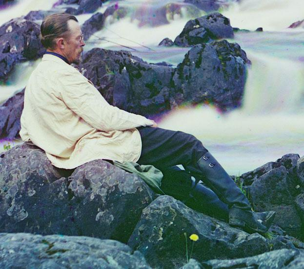 Мало кто знает, что за 150 лет до Инстаграма родился фотограф, который снимал жизнь России на цветную камеру