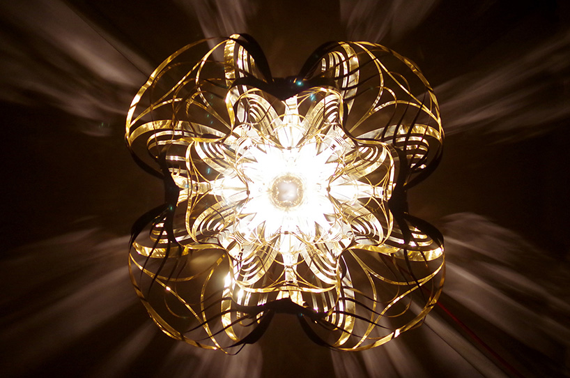 Laniakea - люстра в форме вселенной