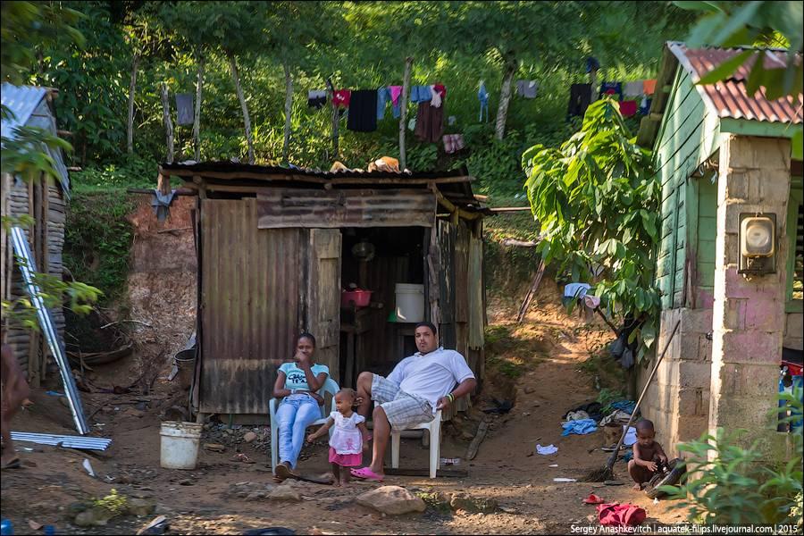 5. Типичный дом успешного доминиканского сельского жителя