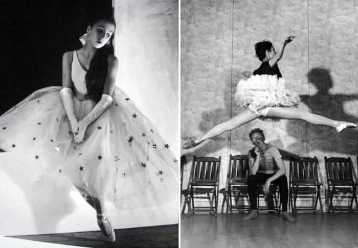 В Париже Тамара поступила в балетную школу и уже с девяти лет выступала на сцене. В тринадцать ее пр