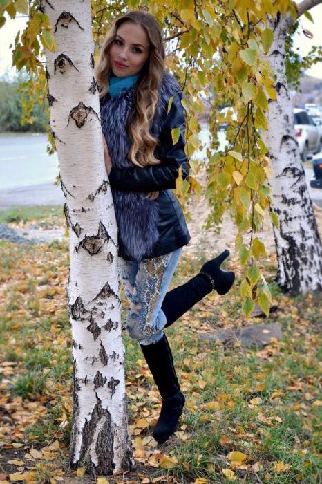 Микс фотографий очаровательных девушек