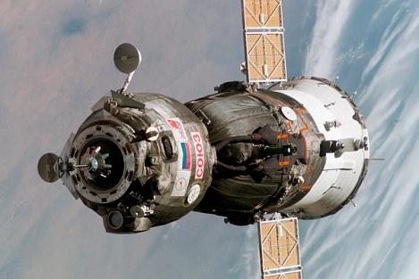 ВЗвёздном городке проводили экипаж 50/51-й миссии наМКС