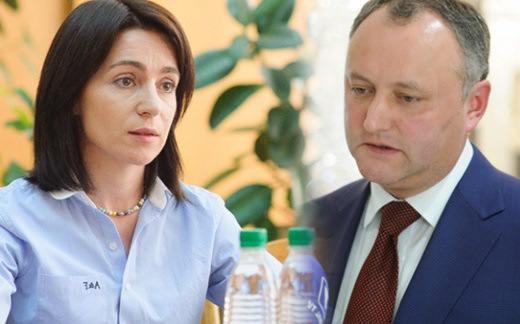ВМолдове объявлен день тишины перед вторым туром президентских выборов