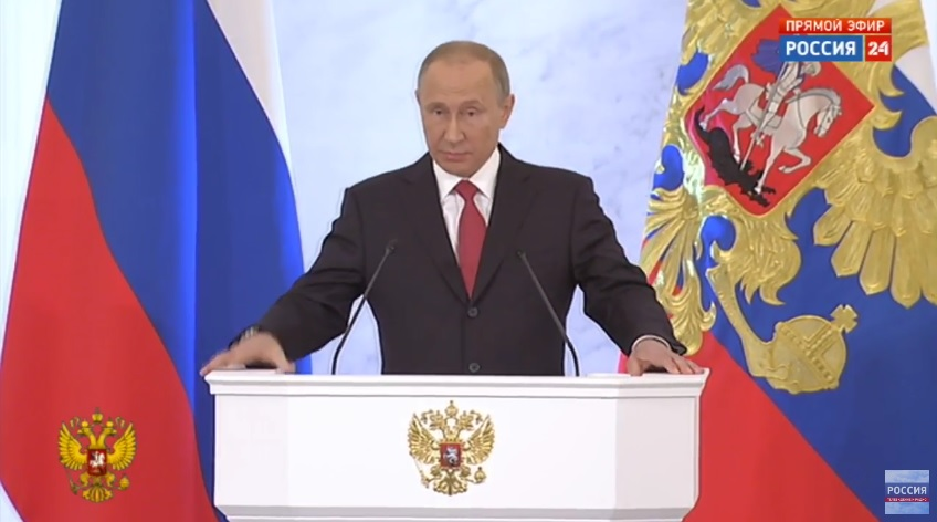 Медперсонала необходимо освободить отрутинной работы сосправками— Владимир Путин