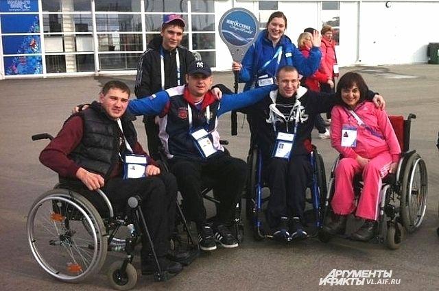 ВДагестане создадут Центр поподготовке спортсменов-паралимпийцев