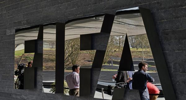 ФИФА оштрафовала Украинское государство на56 тыс. евро занеонацистский девиз