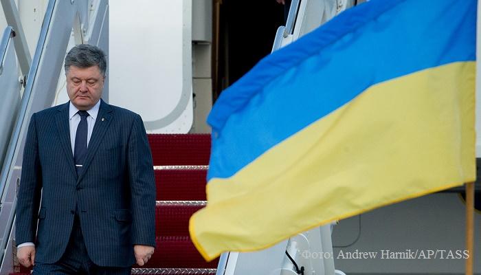 Юрист  процитировал письмо Порошенко задержанному вРФ Сущенко
