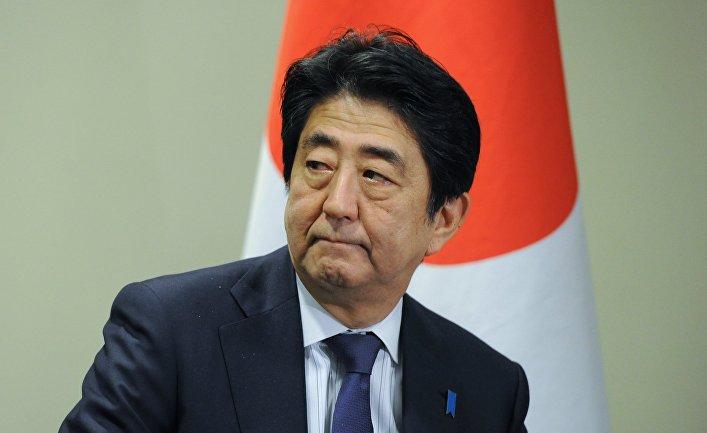Премьер Японии 2 раза посетитРФ в текущем году