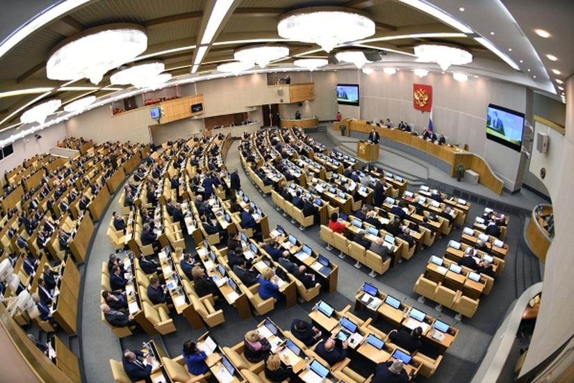 Народные избранники Госдумы отправятся весной навоенные сборы