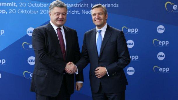 Лидер голландской партии желает «выбросить» Соглашение обассоциации с государством Украина