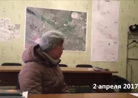 ВМарьинке задержали женщину, рассказывавшую о«бесчинствах» ВСУ для пропагандистов Российской Федерации