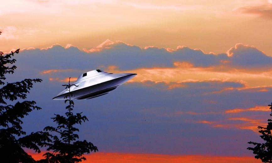 НаМарсе обнаружили следы крушения НЛО