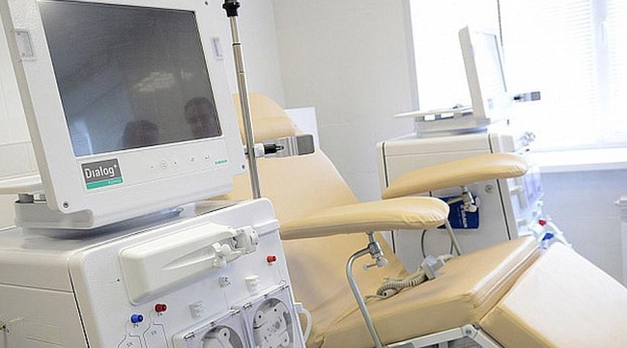 Вобластной клинике вКирове открылось отделение гемодиализа