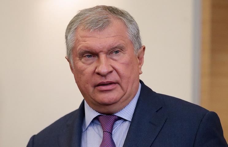 Сечин попросит Новака согласовать условия выхода изсоглашения по уменьшению добычи