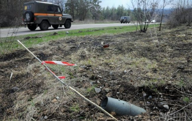 Гражданин Харьковщины пострадал отвзрыва при попытке распилить неизвестный предмет