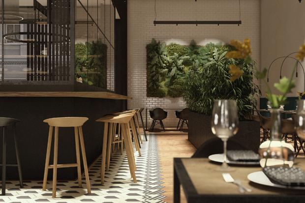 Pascere Ciboteca by ZDA | Zupelli Design Architeture