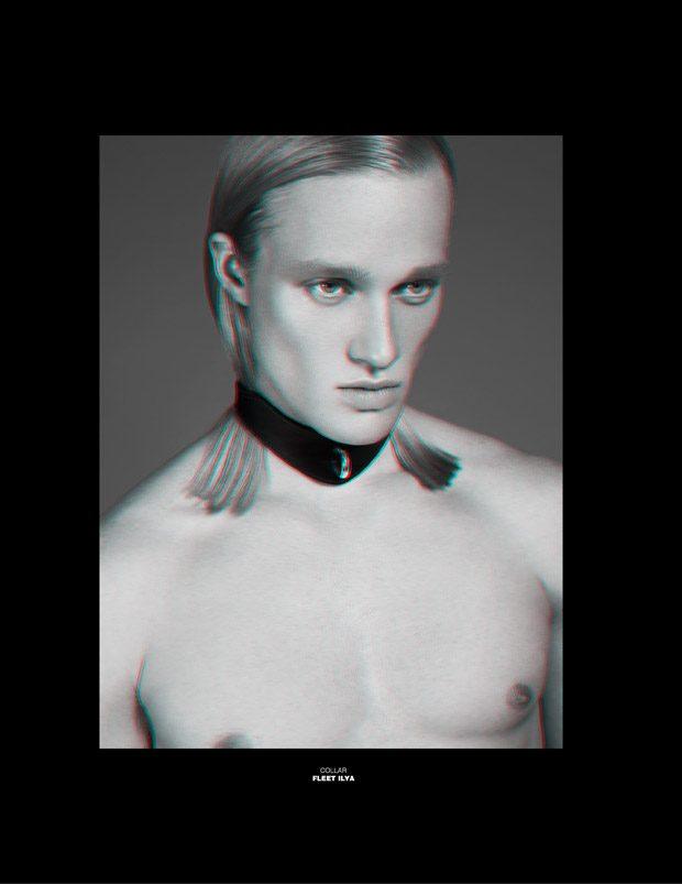All Tied Up by Rostislav Likachev for MMSCENE Magazine #14 Issue