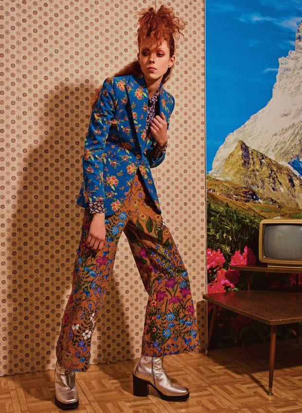 Julia Nobis & Natalie Westling Star in Interview Magazine May 2017 Issue