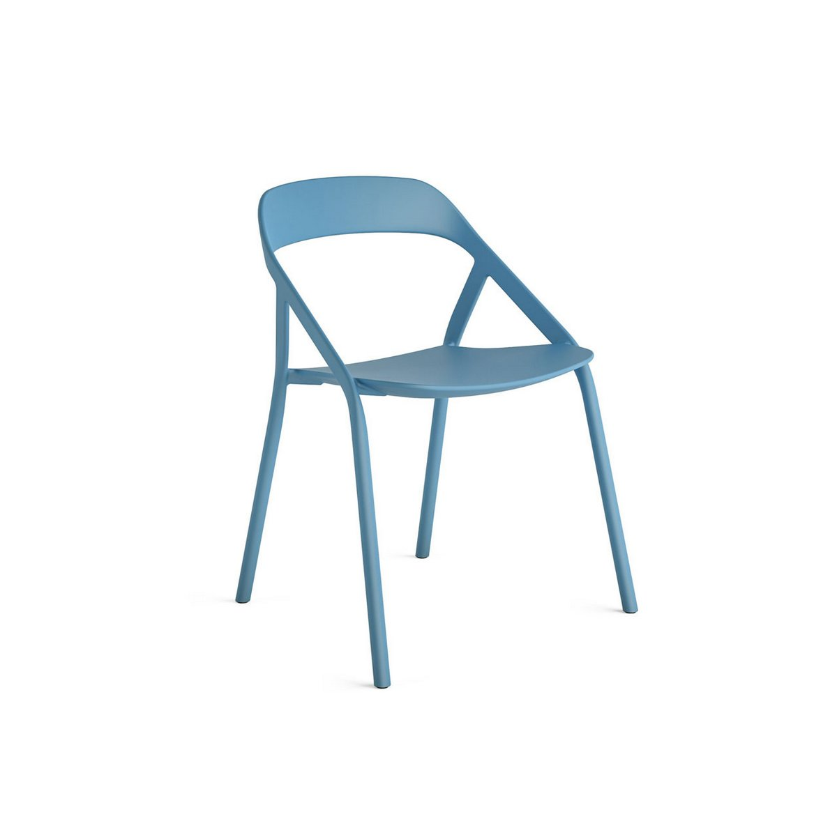Ультра-легкие стулья от Coalesse и Michael Young