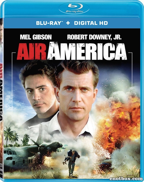 Эйр Америка / Air America (1990/BDRip/HDRip)