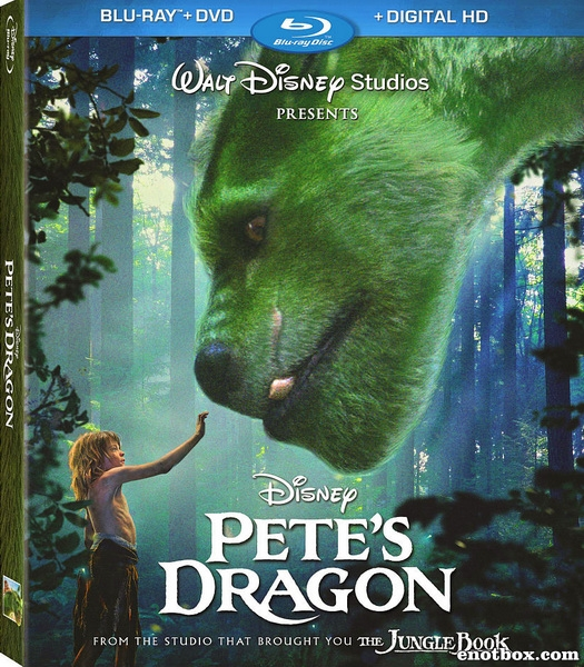Пит и его дракон / Pete's Dragon (2016/BDRip/HDRip)