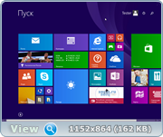 Windows 8.1 Enterprise & Professional Original by A.L.E.X 12.2016