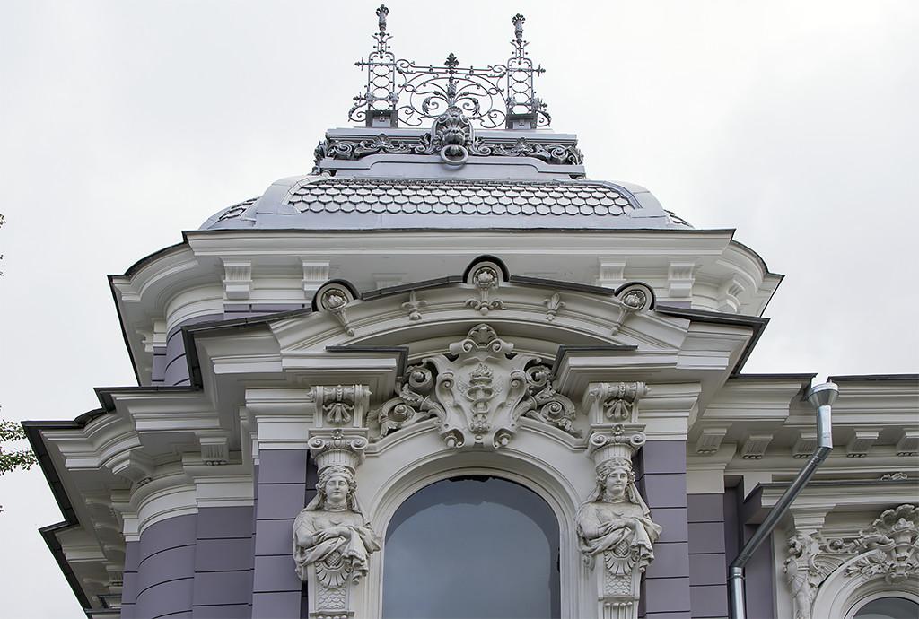 усадьба Коробковой (Арх.Кекушев)
