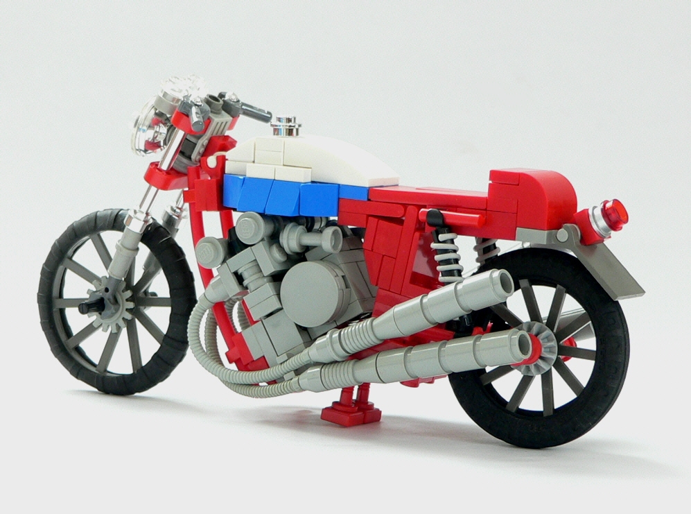 Мотоциклы LEGO (фото)