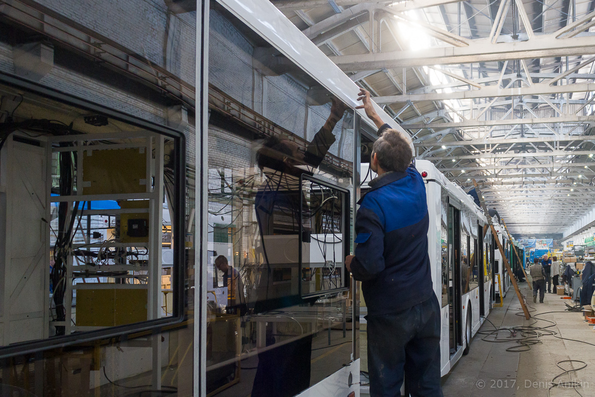 троллейбусный завод trolza фото 17