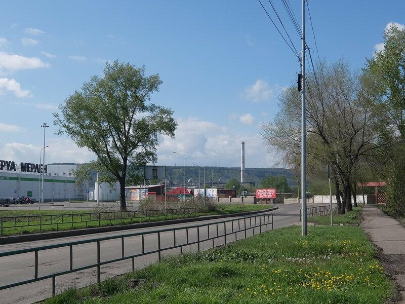 Улица Рябоконева