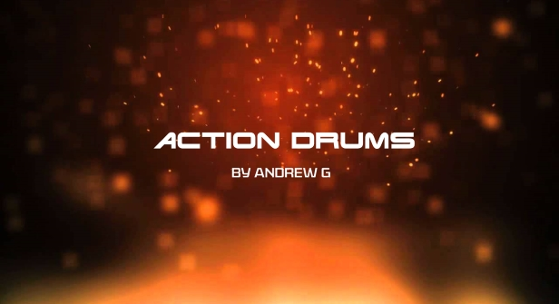 Intense Action Drums - 1