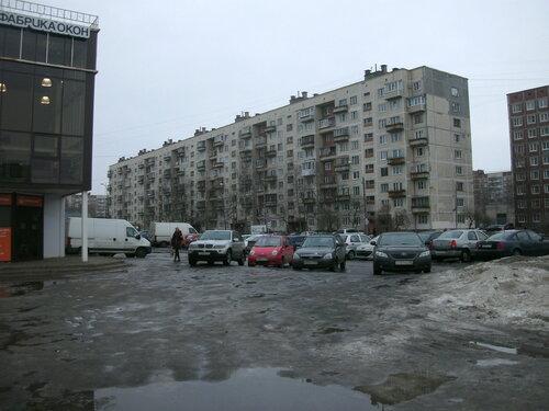 Раумская ул. 1