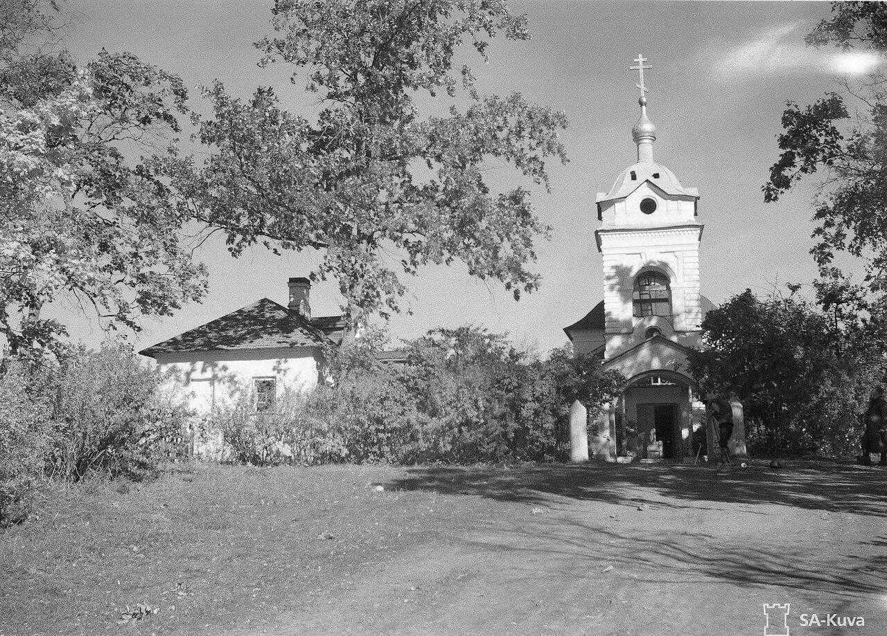 1941. Казанский скит