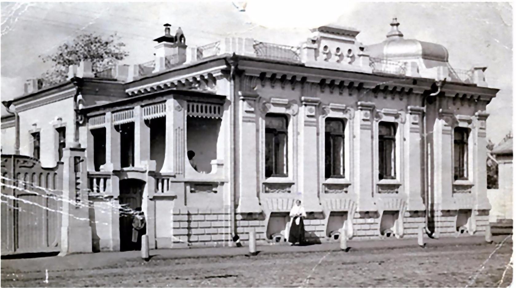 Дом купца Зворыкина В.П.