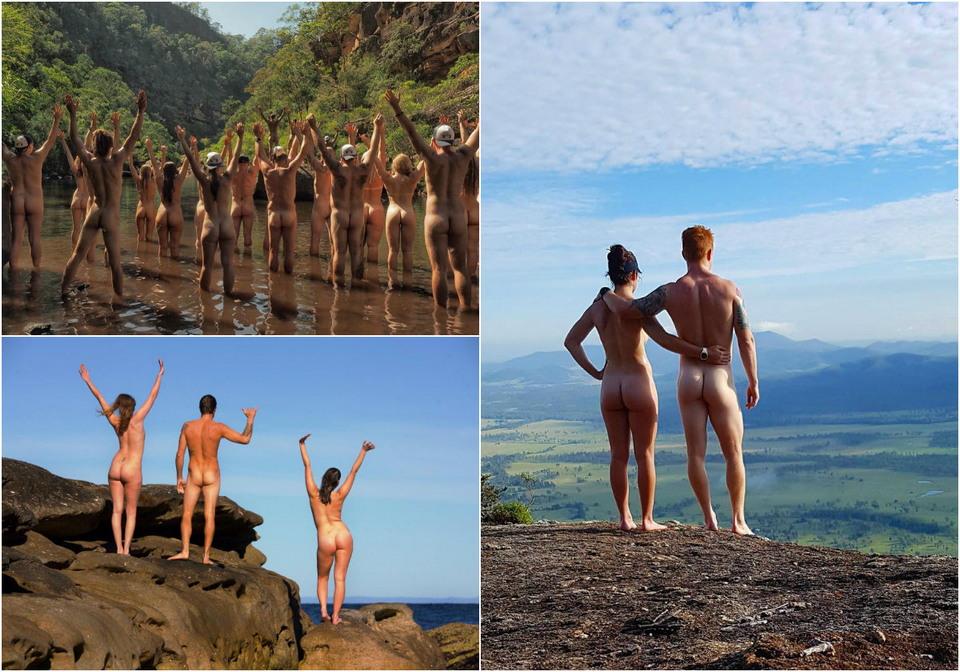Instagram-аккаунт голозадых путешественников Австралии могут забанить из-за обнаженки