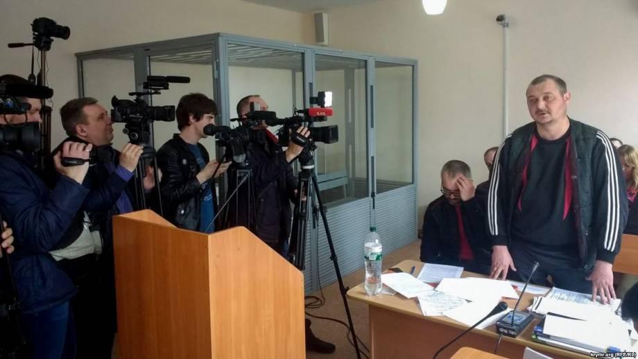 Херсон: капитана крымского судна «Норд» арестовали до 31 мая