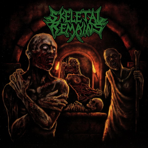 Skeletal Remains - Discography (2012-2020)