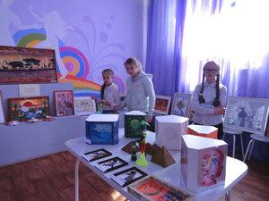 Выставка в ДДТ