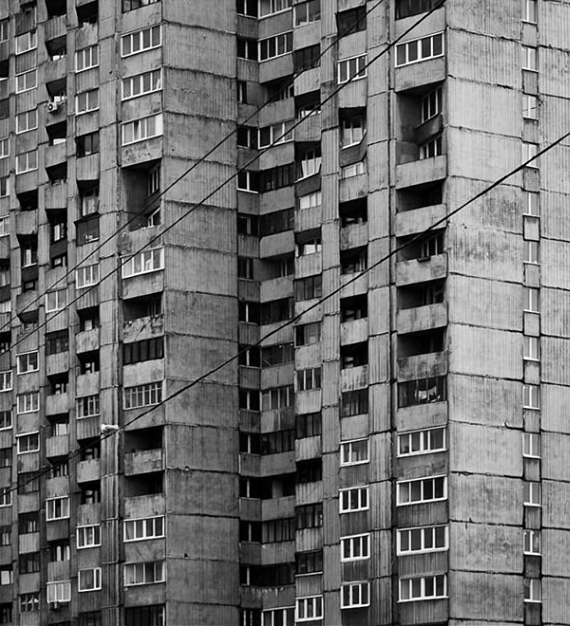 дом здание постройка СССР