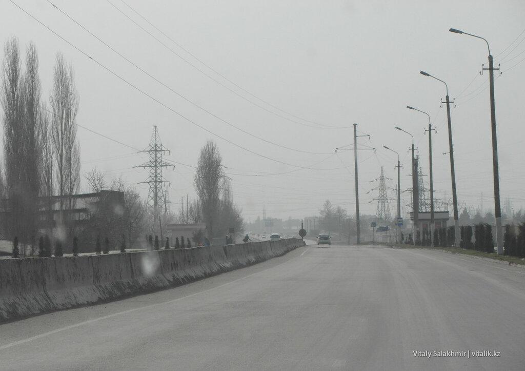 Дорога до Ташкента