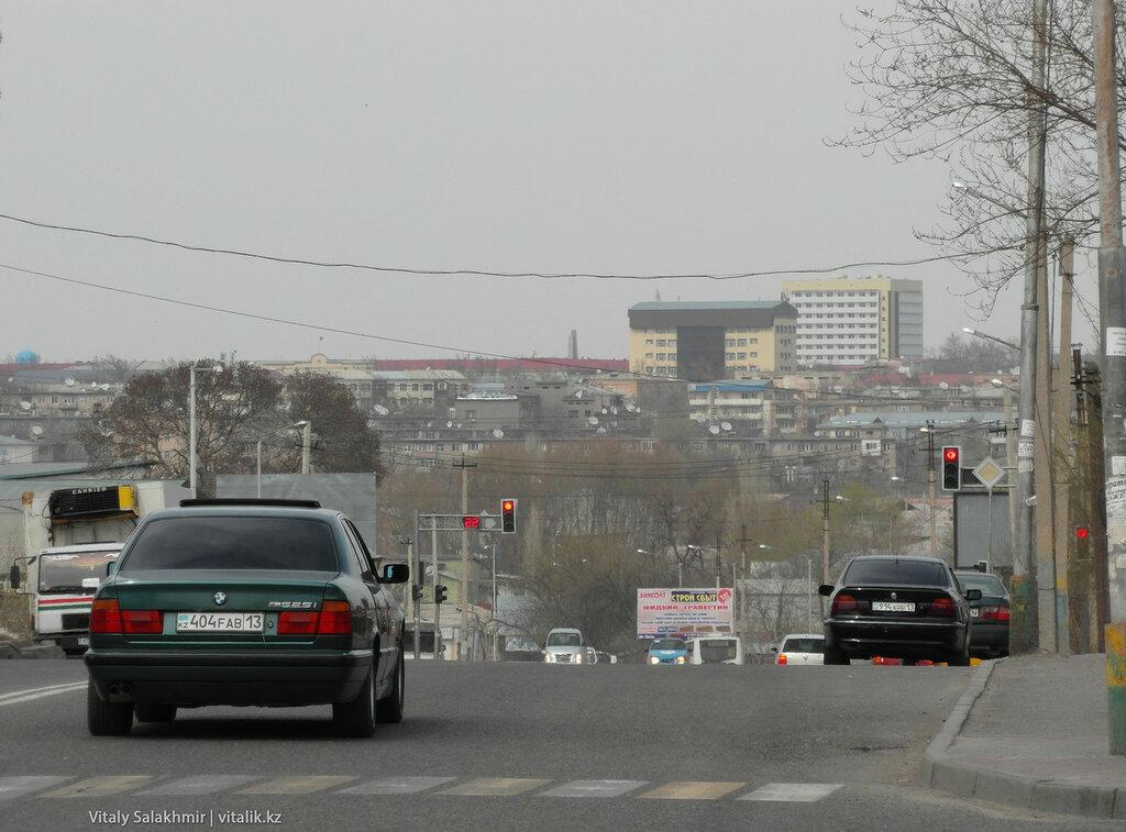 Улица Володарского Шымкент